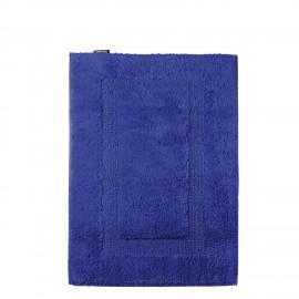 TAPPETO CLASSIC reversibile misura 50X80cm. Colore blu.