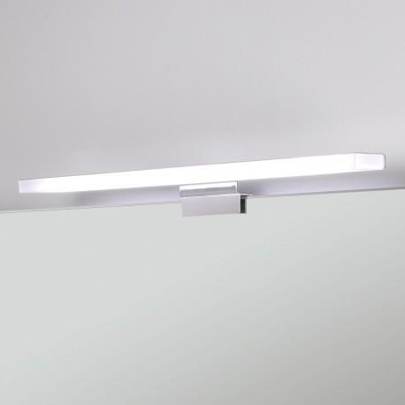 Lampada applique per specchio a led in metacrilato koh i noor shop - Lampada led per specchio bagno ...