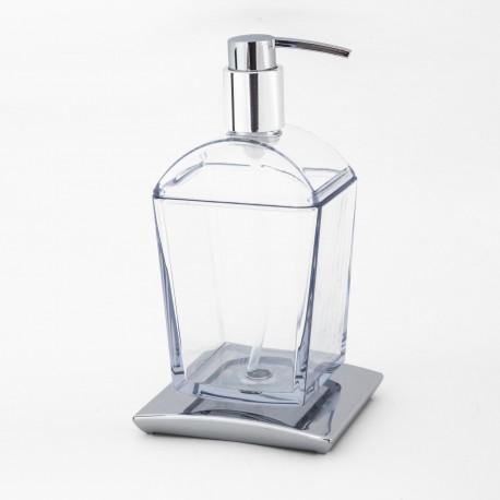 Set Accessori Bagno Tilda.Dispenser Sapone Da Appoggio Tilda Cromo Koh I Noor Shop