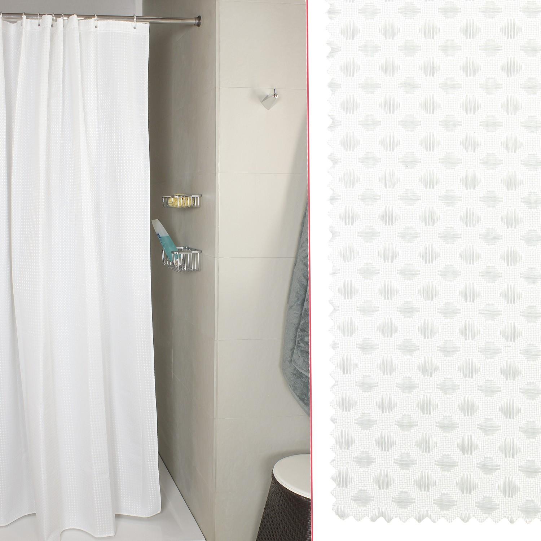 Emejing tende doccia design images mosquee - Tende per doccia in lino ...