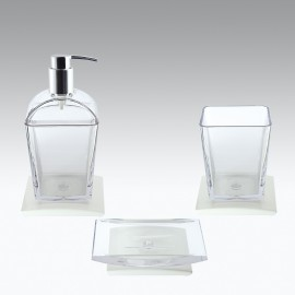 Set Accessori Bagno Tilda.Tilda Koh I Noor Shop