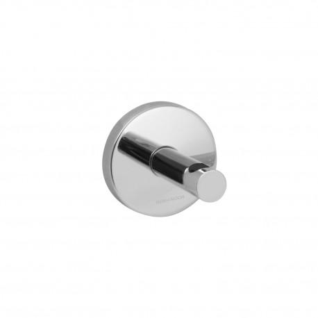 Supporto per accessori a parete serie Tubina incollo o tassello.