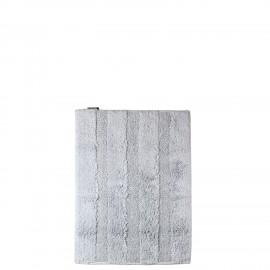 TAPPETO PLUS reversibile, misura 50X70cm. Colore grigio chiaro.