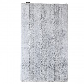 TAPPETO PLUS reversibile, misura 70x120cm. Colore grigio chiaro.