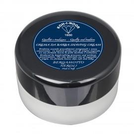 Crema da barba al Bergamotto contenitore plexy Gr.150