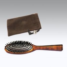 Sacchetto + spazzola grande riccio misto Tartaruga