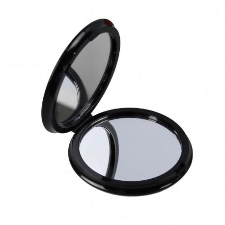 Specchio borsetta petrolio